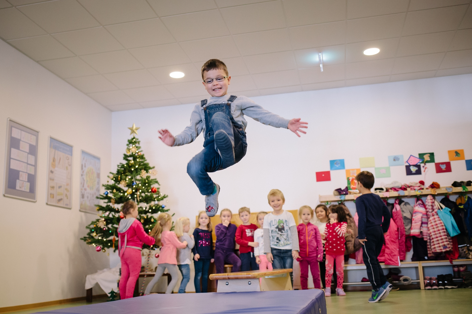 bewegung wichtig für kinder